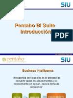 Pentaho Suite