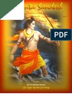 Vedanta Sandesh - Mar 2010