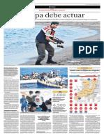 Europa Debe Actuar