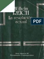 Reich, Wilhelm - La Revolución Sexual