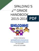 2ndgradehandbook
