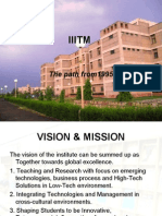 IIITM Gwalior History