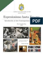 Introducción Al Arte Contemporáneo (2015) - Expresionismo Hasta Neo-geo