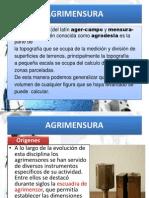 AGRIMENSURA hjdmd
