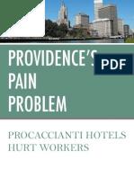 Providence's Pain Problem