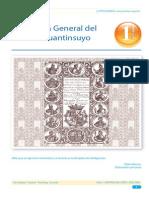 Guia 1 - Visión General Del Tahuantinsuyo