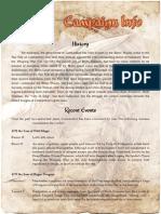 Cormanthor War History