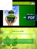 Sesion I - Medio Ambiente