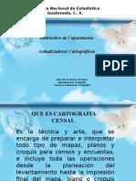 Capacitación Para Actualizadores Cartograficos 2010