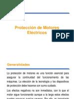 Protección de Los Motores Eléctricos