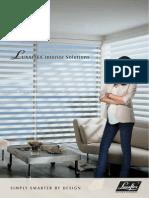 Luxaflex Interior Solutions 2013