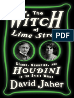 The Witch of Lime Street by David Jaher - Excerpt