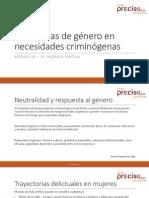 03 Diferencias de Genero en Necesidades Criminogenas