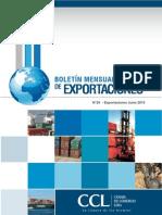 Exportaciones Mayo Perú