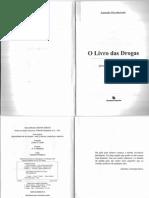 Escohotado. a. O Livro Das Drogas I