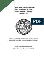 Derecho Civil II -Material de Estudio
