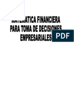 Matemática Financiera TEXTO