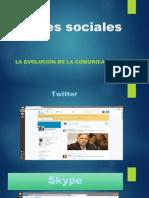 Presentacion de Redes Sociales