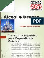 Aula Álcool e drogas