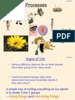7 Life Processes Unit 1