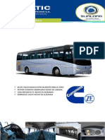 Buses 12mts Diesel Sunlong