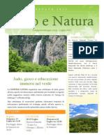 Judo e Natura2015