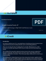 icredit income fund 8-6-2015