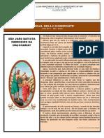Jornal Bello Horizonte Julho 2011