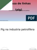 Limpeza de Linhas (Pig)