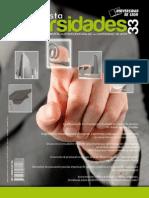 Revista Diversidades #33