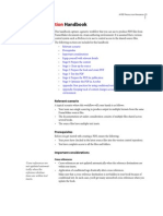 Producing PDFs from FrameMaker source