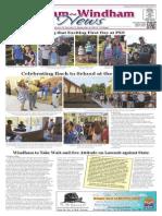 Pelham~Windham News 9-4-2015