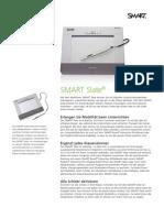 Factsheet SMART Slate DE