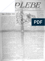 A Plebe - Fase 01 ano 01 n.01 09-06-1917