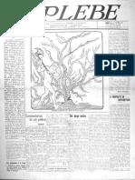 A Plebe - Fase 01 ano 01 n.09 11-08-1917