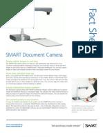 Factsheet SMART Documenten Camera ENG