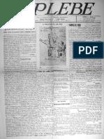 A Plebe - Fase 01 ano 01 n.12 01-09-1917