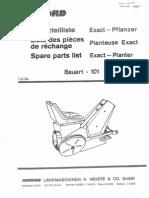 Accord Bauart 101 - Katalog ND - En