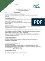 Resumen 2 Eje Temático Algebra y Funciones i 2010