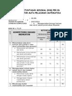 KKM Matematika SMT 2