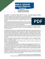 ACCORDO ETICO-POLITICO (Coalizione Di Centro-Destra)