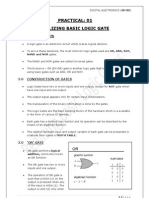 1 Basic Logic Gate