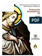 Formacion Humanística III