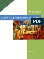 Manual Misa Con El Obispo.