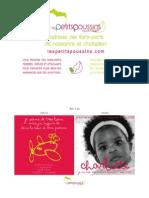 Catalogue Les Petits Poussins