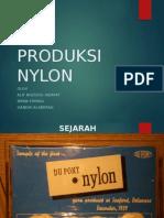 Perusahaan Nilon Di Indonesia