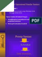 SSOP HACCP SOP PKL Praktek Kerja Lapangan