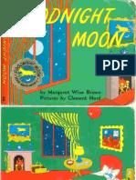 Goodnight Moon - Margaret Wise Brown [PDF] { KT }