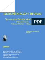 Instrumentação e Medidas