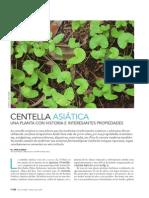Centella Asiatica Elsevier 01062009